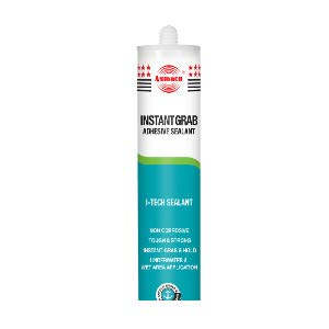 Asmaco Instant Grab Wet Underwater and Dry Adhesive & Sealant 280ml