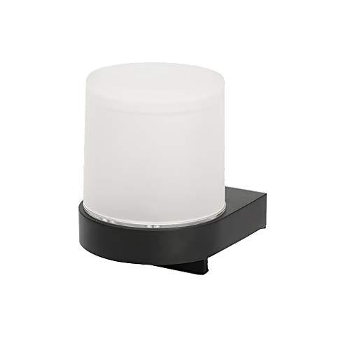 Dispensador de Jabón Dispensador de jabón que hace espuma Manual de prensa de la bomba sin contacto de alta capacidad for el baño Cocina Escuela de Hostelería Restaurantes 175 ml (5,9 oz) dispensador