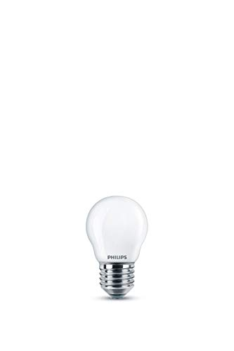 Philips LEDclassic 60W, E27, koudwit (4000 Kelvin), 806 lumen, mat LED-lamp, glas, 6,5 W