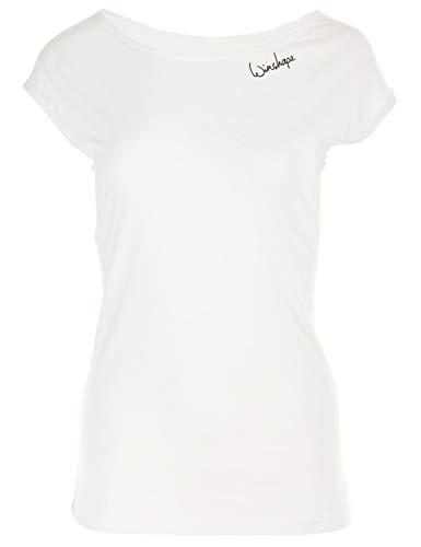 WINSHAPE dames ultra licht modal-shirt met korte mouwen Mct003