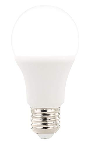 Luminea LED mit Sensor: E27-LED-Lampe mit Radar-Bewegungs- & Lichtsensor, 12 W, tageslichtweiß (Leuchtmittel mit Bewegungsmelder)