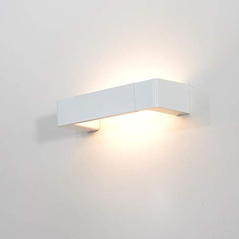 Rechteckige LED Auenwandleuchte Wasserdichte Wandleuchte Auf Und Ab Doppelkopf Schlafzimmer Bett Wand Hof Innenleuchte