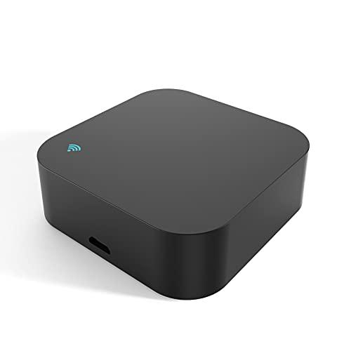 Keifen S06Pro Tuya WiFi Rayos infrarrojos Controles remotos Temperatura Sensores de humedad APLICACIÓN/Control por voz Hogar inteligente Compatible con Home