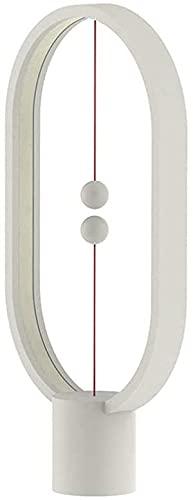 Lámpara De Pared Simple Y Fresca Mini magnético Heng balance lámpara de mesa de alta tecnología simple creativo inteligente led saldo magnético medio vacío interruptor de la lámpara, con la oficina de