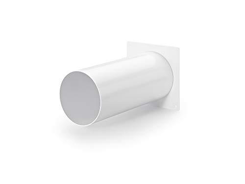 Naber flow 150 Maueranschlussstutzen 1, weiß