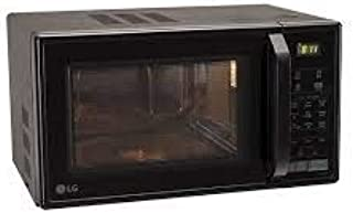 (Renewed) LG 21 L Convection Microwave Oven (MC2146BV, Black)