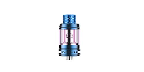 Innokin iSub B Tank, E Zigarette Vaporizer 810 Drip Tip,Kein Nikotin und Tabak (Blau)