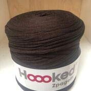 Hoooked Zpagetti kakao braun