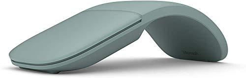 マイクロソフト マウス Bluetooth対応/薄型/小型 Arc Mouse Sage