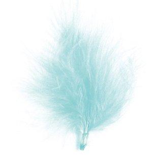 Santex - Sachet De 20 Plumes Ciel Couleur - Bleu