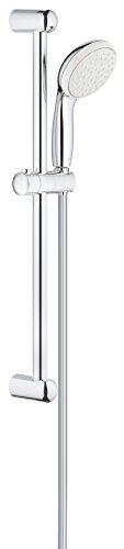 Grohe Tempesta - Conjunto de teleducha (1 chorro)y barra de ducha 600mm (Ref. 27853001)
