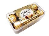 Ferrero Rocher - Caja de Regalo con 16 Piezas - 200g - 2 - Paquete