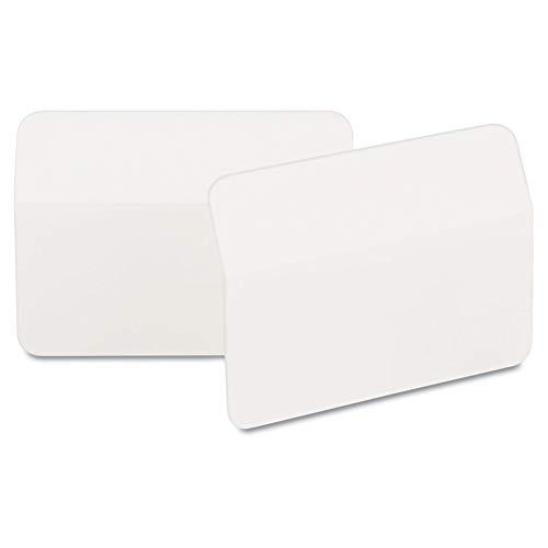 Post-it 686a-50wh Durable tabs- archivo colgante 2x 11/2Blanco 50/unidades