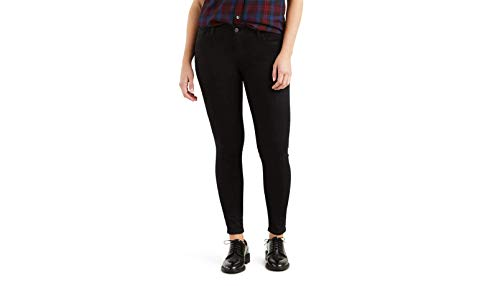 Price comparison product image Levi's Women's 710 Super Skinny Jean,  Secluded Echo,  34 (US 18) R