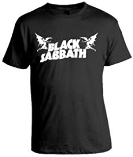 Camiseta Black Sabbath Camisa Rock