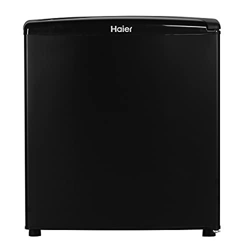 Haier 53 L 2 Star Direct-Cool Single Door Desktop Fridge (HR-65KS, Black)