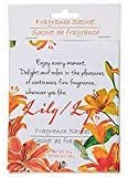 Lily-Scented Ranking TOP12 Selling Fragrance Sachets Sachet Scented Portable