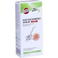 Ems Halsschmerz-Spray akut/Starke Hilfe bei Halsschmerzen und Halsinfektionen / 30 ml