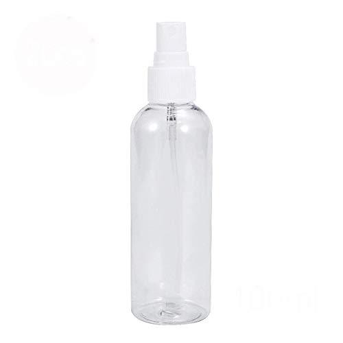 NgMik Contenants réutilisables Liquide 10PCS givré Clair Vaporisateurs Petite Fine Mist Vaporisateur for Essential (Color : Blue, Size : 10PCS)