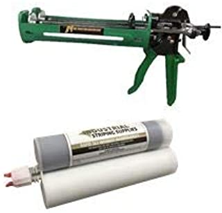2-Part A/B Pavement Marking Epoxy Application Kit w/Static Mixing Tube