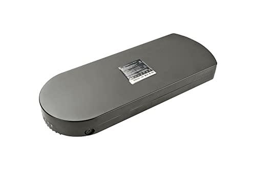 PowerSmart® E-Bike Gepäckträgerakku 13Ah 36V Pedelec Batterie für Hanseatic BDE 014-01, Hanseatic E-Bike Herren Elektrofahrrad 28 Zoll Pedelec RH 53cm
