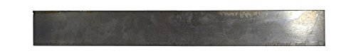 RMP Knife Blade Steel - 1095 High Carbon Annealed Steel, Knife Making Billet, 1.5 Inch x 12 Inch x 0.187 Inch