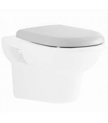 Pozzi Ginori 33762000 Sedile Avvolgente per WC Pozzi Serie Ydra, Bianco
