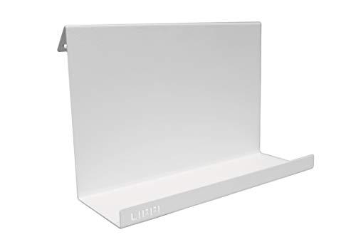 LIPPI - Étagère décorative Z pour Occultation Z (Blanc Neige)