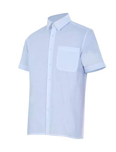 Velilla P5317Xl - Camisa manga corta un bolsillo
