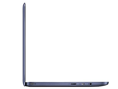 『ASUS ノートブック X205TA ダークブルー ( WIN8.1 BING-32B / 11.6inch / Z3735F / eMMC 64GB / 2GB / BT4.0 ) X205TA-B-DBLUE』の3枚目の画像