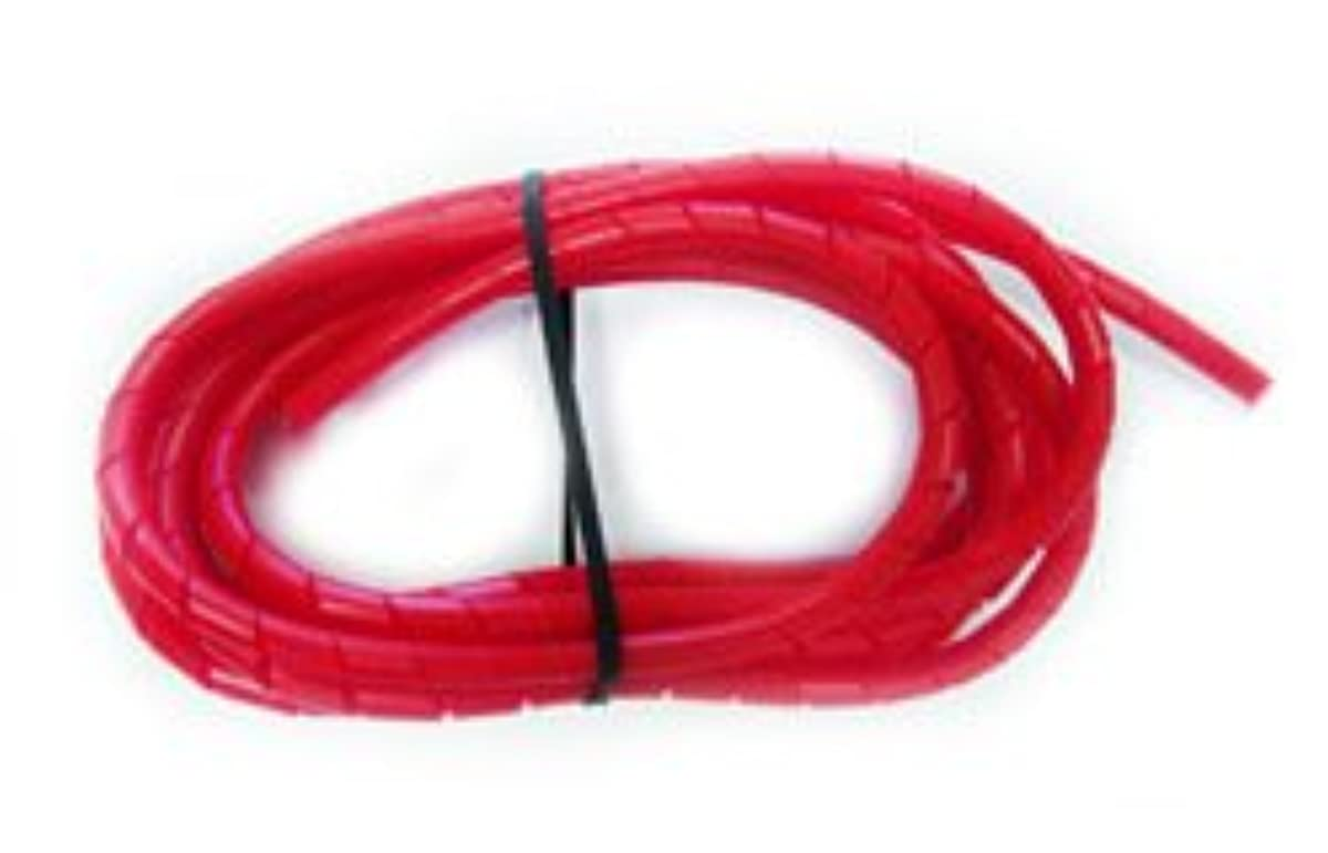 Twis-Les Electrical Cord Cover & Detangler - RED