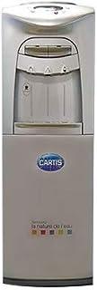 CARTIS Fontaine/Distributeur Eau Maison/Bureau, Filtrante Grise/Blanche, Eau Fraîche/Chaude/Gazeuse