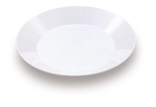 Lacor - 66935 - Plato Desayuno 18 x2.5 cm Policarbonato