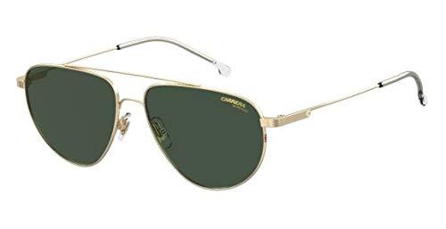 Carrera 2014T/S Gafas, Goldgreen, 56 Unisex Adulto