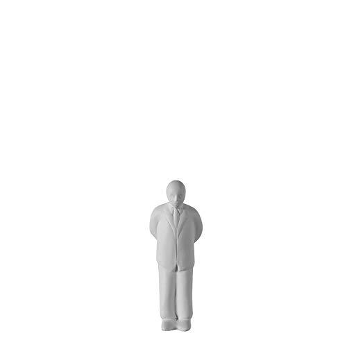 Karman Umarell accessorio omino affacciato bianco opaco