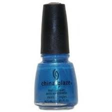China Glaze Nail Polish, Flip Flop Fantasy, 873