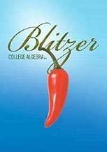 Blitzer College Algebra 5th Edition