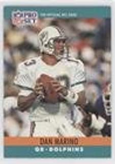 Dan Marino (Football Card) 1990 Pro Set - [Base] #181