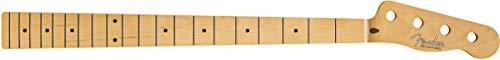 Fender '51 Precision Bass - Replacement Electric Bass Guitar Neck - 21 Medium Jumbo...