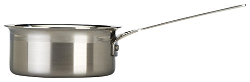 Le Creuset Stainless Steel Measuring Pan, 2 cup,SSC1000-11,White