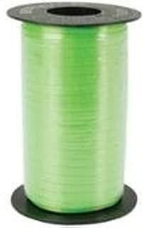 Lime Green Curling Ribbon - Lime Green Balloon Ribbon - 500 Yards