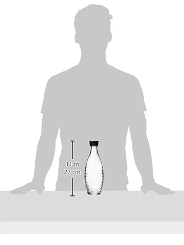 Sodastream Glaskaraffe DuoPack, Glas, 2 x 0,6 L - 4