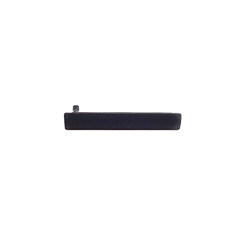 Sony Xperia Z3 Compact Abdeckung für SIM-karte, 1284-3231, Cover SIM, Staubschutzdeckel/ Staubschutzkappe, SIM Deckel, Ersatzteile - Schwarz