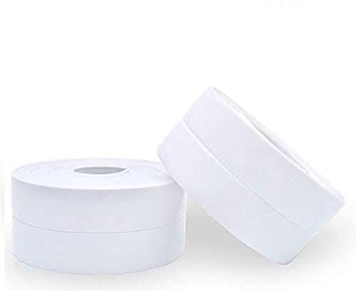 tifee 2 Pack Bathtub PE Self Adhesive Sealant Caulk Strip...