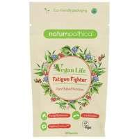 Naturopathica Vegan Life Fatigue Fighter Plant Based 30 Capsules, 29 g