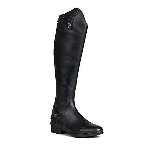 Horze Duvall - Botas de equitación de piel, color Negro, talla 39 EU Weit