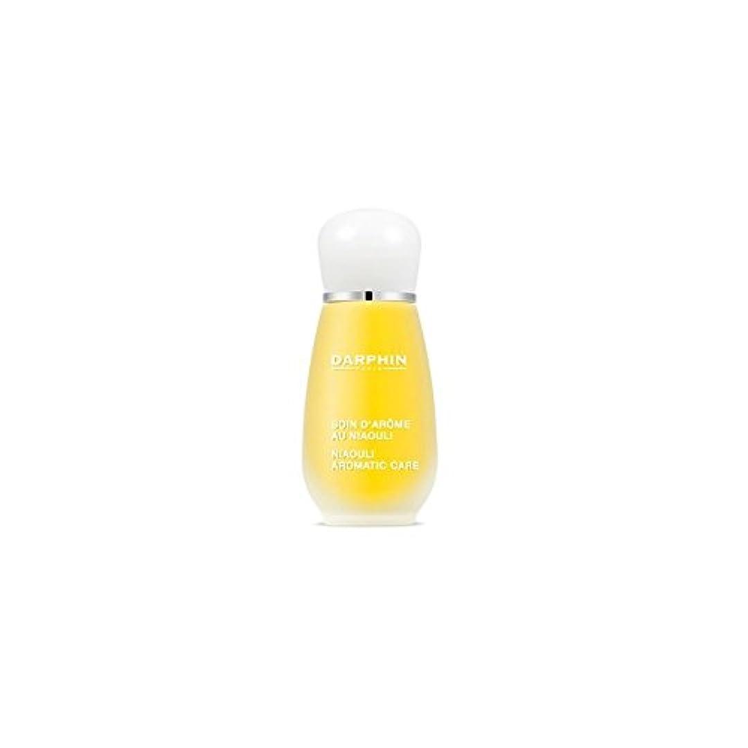 オンリング恩恵Darphin Niaouli Aromatic Care (15ml) (Pack of 6) - ダルファンニアウリ芳香ケア(15ミリリットル) x6 [並行輸入品]