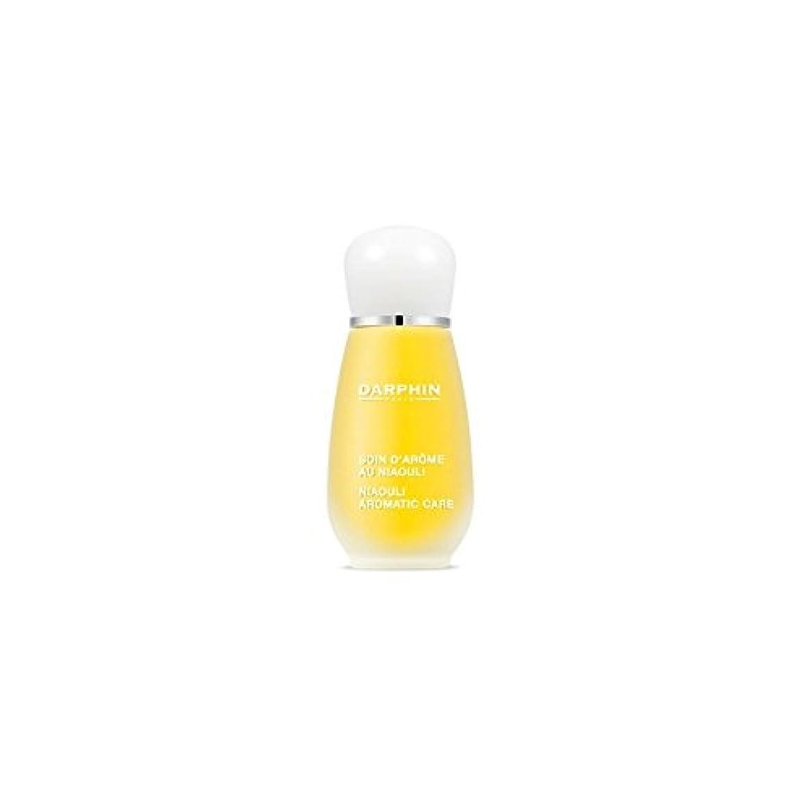 減らすアラブトレイDarphin Niaouli Aromatic Care (15ml) - ダルファンニアウリ芳香ケア(15ミリリットル) [並行輸入品]