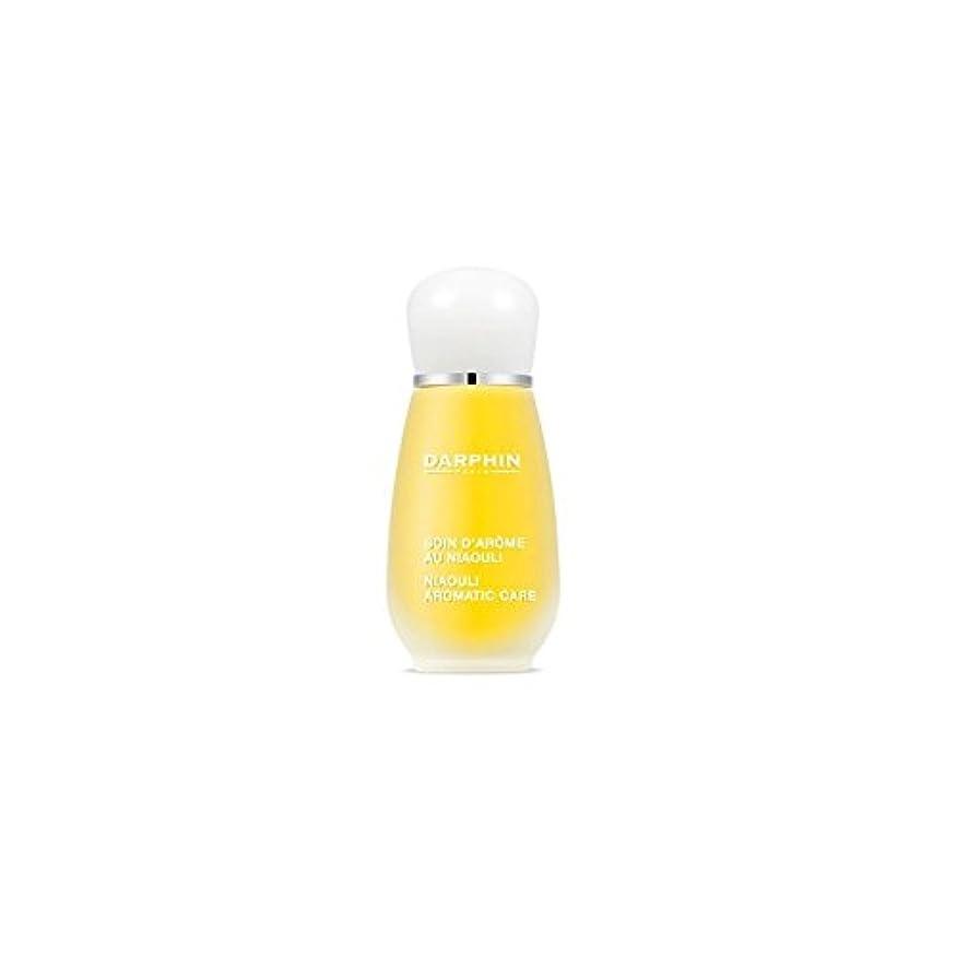 不正スノーケル従うDarphin Niaouli Aromatic Care (15ml) (Pack of 6) - ダルファンニアウリ芳香ケア(15ミリリットル) x6 [並行輸入品]