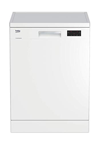 BEKO LAVAVAJILLAS DFN16420W 6PROGRAMAS Display A+q, Blanco